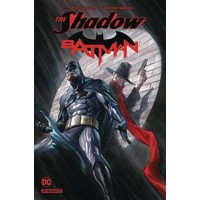 SHADOW BATMAN HC - Steve Orlando