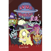 LUNA THE VAMPIRE TP VOL 02 PICKLED ZITS - Yasmin Sheikh