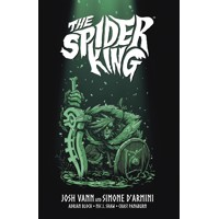 SPIDER KING TP - Josh Vann