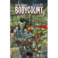 TMNT BODYCOUNT HC (MR) - Kevin Eastman