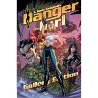 J SCOTT CAMPBELL DANGER GIRL GALLERY ED HC - J. Scott Campbell