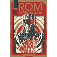 ROM & THE MICRONAUTS TP - Christos Gage