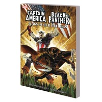 CAPTAIN AMERICA BLACK PANTHER FLAGS OUR FATHERS NEW PTG - Reginald Hudlin