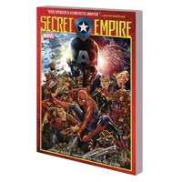 SECRET EMPIRE TP - Nick Spencer