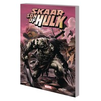 SKAAR SON OF HULK TP COMPLETE COLLECTION - Greg Pak, Christos Gage