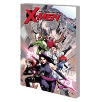 ASTONISHING X-MEN BY CHARLES SOULE TP VOL 02 MAN CALLED X - Charles Soule