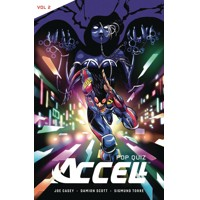 CATALYST PRIME ACCELL TP VOL 02 - Joe Casey