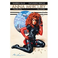 ANNA MERCURY TP VOL 01 THE CUTTER SP ED (MR)
