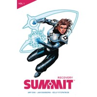 CATALYST PRIME SUMMIT TP VOL 01 - Amy Chu