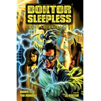 DOKTOR SLEEPLESS TP VOL 01 ENGINES OF DESIRE SP ED (MR) - Warren Ellis