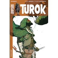 TUROK TP VOL 01 BLOOD HUNT - Chuck Wendig