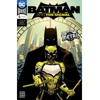 BATMAN AND THE SIGNAL #3 (OF 3) - Scott Snyder, Tony Patrick