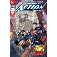 ACTION COMICS #997 - Dan Jurgens