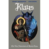 KLAUS HC NEW ADVENTURES OF SANTA CLAUS - Grant Morrison