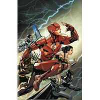 FLASH REBIRTH DLX COLL HC BOOK 03 - Joshua Williamson