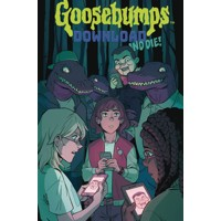 GOOSEBUMPS DOWNLOAD & DIE HC - Jen Vaughn