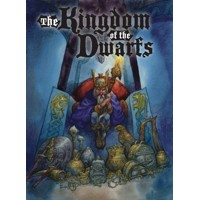 KINGDOM OF THE DWARFS HC - Robb Walsh