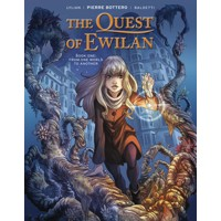 QUEST OF EWILAN HC VOL 01 FROM ONE WORLD TO ANOTHER - Lylian