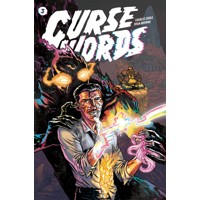 CURSE WORDS TP VOL 03 HOLE DAMNED WORLD (MR) -  Charles Soule