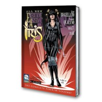 EXECUTIVE ASSISTANT IRIS TP VOL 04 - Brian Buccellato