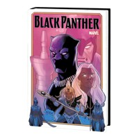 BLACK PANTHER HC VOL 02 AVENGERS OF NEW WORLD - Ta-Nehisi Coates