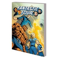 FANTASTIC FOUR BY HICKMAN COMPLETE COLLECTION TP VOL 01 - Jonathan Hickman