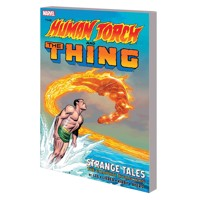 HUMAN TORCH AND THING TP STRANGE TALES COMPLETE COLLECTIO - Stan Lee, Larry Li...