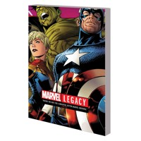 MARVEL LEGACY TP - Jason Aaron, Robbie Thompson