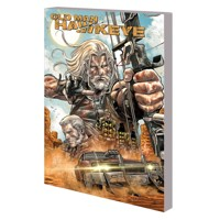 OLD MAN HAWKEYE TP VOL 01 AN EYE FOR EYE - Sacks, Ethan