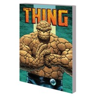 THING AND HUMAN TORCH BY DAN SLOTT TP - Dan Slott