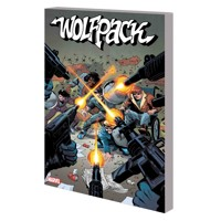 WOLFPACK COMPLETE COLLECTION TP - Larry Hama, John Figueroa, Ron Wilson