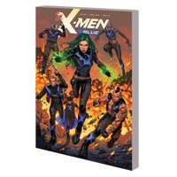 X-MEN BLUE TP VOL 04 CRY HAVOK - Cullen Bunn
