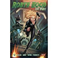 ROBYN HOOD THE HUNT TP -  LaToya Morgan