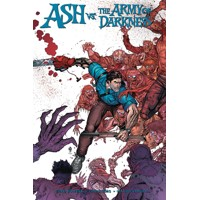 ASH VS THE ARMY OF DARKNESS TP - Chad Bowers, Chris Sims