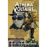 ATHENA VOLTAIRE SORCERER POPE TP - Steve Bryant