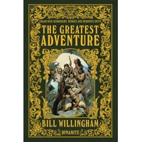 GREATEST ADVENTURE HC - Bill Willingham