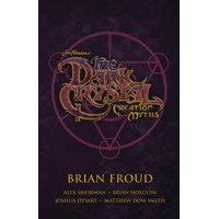 JIM HENSON DARK CRYSTAL SC BOX SET CREATION MYTHS - Brian Froud, Brian Holguin...