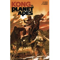 KONG ON PLANET OF APES TP - Ryan Ferrier