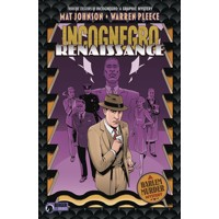 INCOGNEGRO RENAISSANCE HC (MR) - Mat Johnson