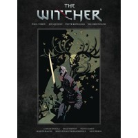 WITCHER LIBRARY EDITION HC - Paul Tobin