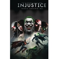 INJUSTICE GODS AMONG US YEAR ONE DELUXE ED HC BOOK 01 - Tom Taylor