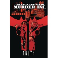 UNITED STATES OF MURDER INC TP VOL 01 TRUTH (MR) - Brian Michael Bendis