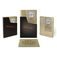 LEGEND OF ZELDA ENCYCLOPEDIA DLX ED HC