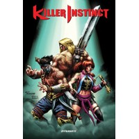 KILLER INSTINCT TP VOL 01 - Ian Edington