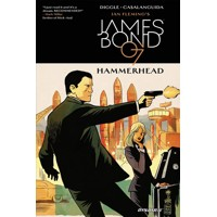 JAMES BOND HAMMERHEAD TP - Andy Diggle