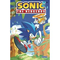 SONIC THE HEDGEHOG VOL 01 FALLOUT TP - Ian Flynn