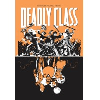 DEADLY CLASS TP VOL 07 LOVE LIKE BLOOD (MR) - Rick Remender