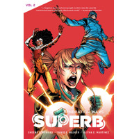 SUPERB TP VOL 02 GENERATION WARS -  David Walker, Sheena C. Howard