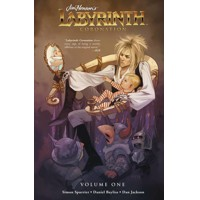 JIM HENSON LABYRINTH CORONATION HC VOL 01 - Simon Spurrier