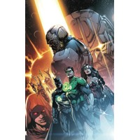 JUSTICE LEAGUE THE DARKSIDE WAR ESSENTIAL EDITION TP - Geoff Johns